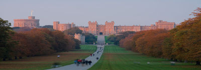 Windsor castle tourist image